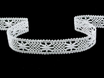 Bobbin lace No. 75620 white | 30 m - 2