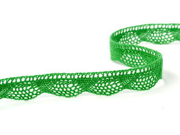 Bobbin lace No. 75629 grass green | 30 m - 2