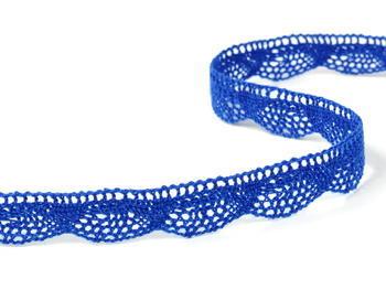 Bobbin lace No. 75629 royal blue | 30 m - 2
