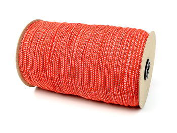 Fine rubber band  75643 red | 300 m - 2