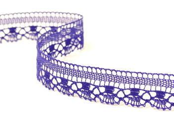 Bobbin lace No. 81017 purple | 30 m - 2