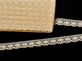Bobbin lace No. 81050 ecru | 30 m - 2