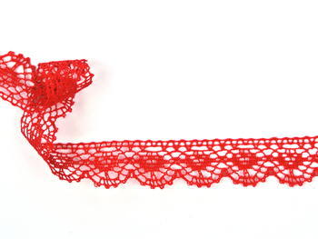 Bobbin lace No. 81128 light red | 30 m - 2