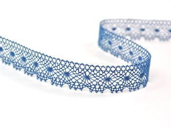 Bobbin lace No. 81215 ocean blue | 30 m - 2