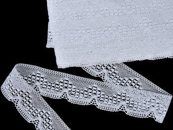 Bobbin lace No. 81943 white | 30 m - 2