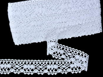 Bobbin lace No. 82103 white | 30 m - 2