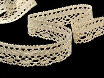 Bobbin lace No. 82152 ecru | 30 m - 2