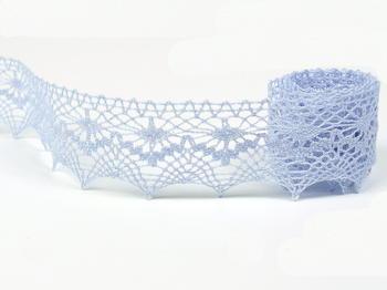 Bobbin lace No. 82157 light blue | 30 m - 2