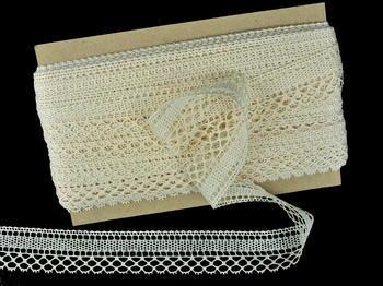 Bobbin lace No. 82169 ecru | 30 m - 2