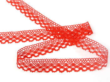 Bobbin lace No. 82222 red | 30 m - 2