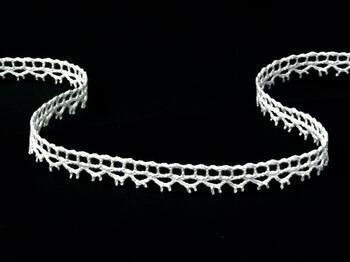 Bobbi lace No. 82226 white | 30 m - 2