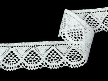 Bobbin lace No. 82283 white | 30 m - 2