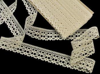 Bobbin lace No. 82300 ecru | 30 m - 2