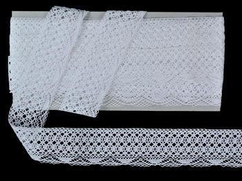 Bobbin lace No.  82319 white | 30 m - 2