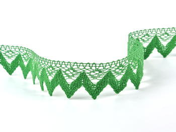 Bobbin lace No. 82334 grass green   30 m - 2