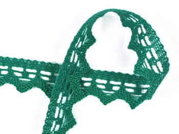 Bobbin lace No. 82352 light green | 30 m - 2