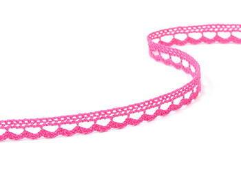 Bobbin lace No. 73012 fuchsia | 30 m - 3