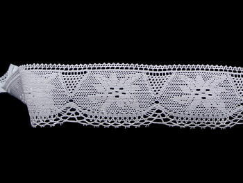 Bobbin lace No. 75105 white | 30 m - 3