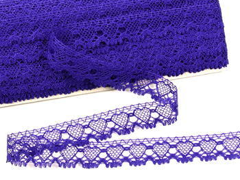 Bobbin lace No. 75133 purple | 30 m - 3