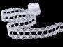 Bobbin lace No. 75170 white | 30 m - 3/4