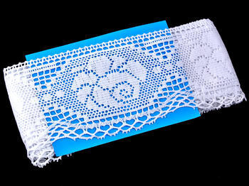 Bobbin lace No. 75183 white | 30 m - 3