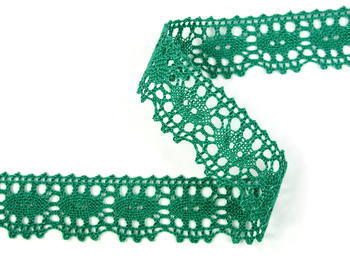 Bobbin lace No. 75187 light green | 30 m - 3