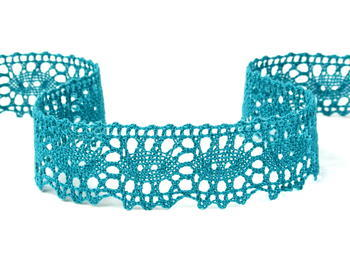 Bobbin lace No. 75187 aquamarine | 30 m - 3