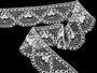 Bobbin lace No. 75209 white mercerized | 30 m - 3/6