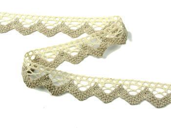 Bobbin lace No. 75220 ecru/light linen   30 m - 3
