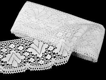 Bobbin lace No. 75224 white | 30 m - 3