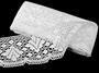 Bobbin lace No. 75224 white | 30 m - 3/6