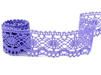 Bobbin lace No. 75238 purple II.| 30 m - 3