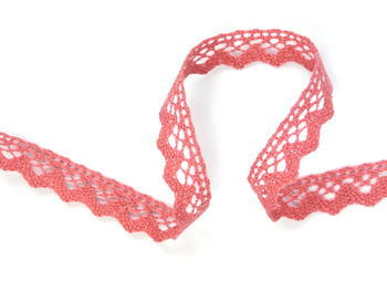 Bobbin lace No. 75259 rose | 30 m - 3