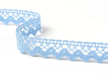 Bobbin lace No. 75259 light blue II. | 30 m - 3