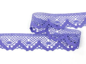 Bobbin lace No. 75261 purple II. | 30 m - 3