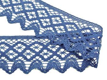 Bobbin lace No. 75293 sky blue | 30 m - 3