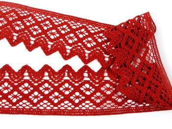 Bobbin lace No. 75293 light vinaceous | 30 m - 3