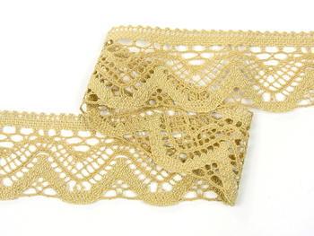 Bobbin lace No. 75301 toffee | 30 m - 3