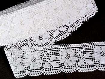 Bobbin lace No. 75315 white  | 30 m - 3