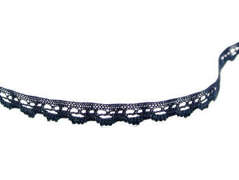 Bobbin lace No. 75355 black | 30 m - 3