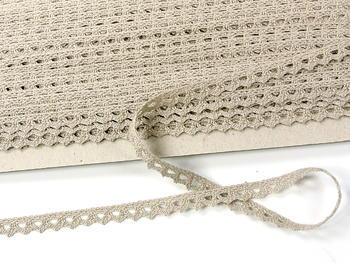 Bobbin lace No. 75361 light linen | 30 m - 3