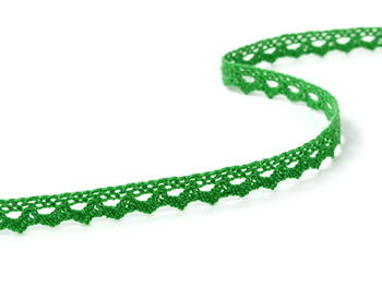 Bobbin lace No. 75361 grass green | 30 m - 3