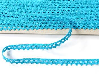Bobbin lace No. 75361 turquoise | 30 m - 3