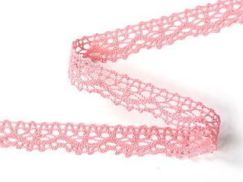 Bobbin lace No. 75395 pink | 30 m - 3