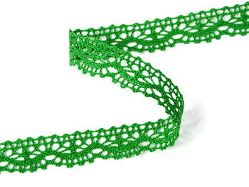 Bobbin lace No. 75395 grass green | 30 m - 3