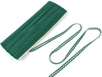 Bobbin lace No. 75397 dark green | 30 m - 3