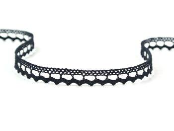 Bobbin lace No. 75397 black | 30 m - 3