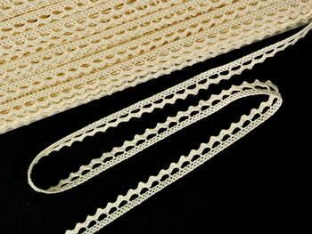 Bobbin lace No. 75397 ecru | 30 m - 3