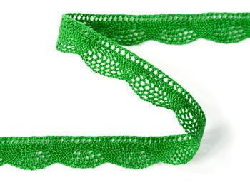 Bobbin lace No. 75629 grass green | 30 m - 3