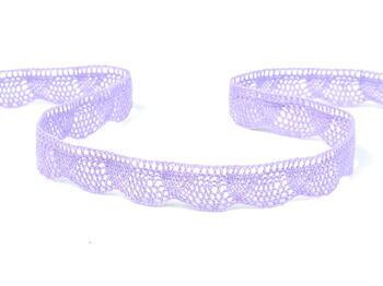 Bobbin lace No. 75629 purple III. | 30 m - 3